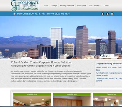 Website Design Portfolio Denver CO